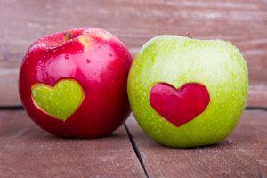 Ilustración de Cuáles son y cómo utilizar las Propiedades Curativas de la Manzana