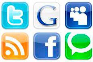 Ilustración de Cómo promocionar tu página web en las redes sociales