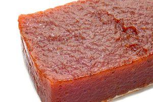 Cómo conservar el dulce de membrillo