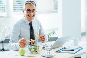 Ilustración de Cómo cuidar la dieta si presento desórdenes de próstata