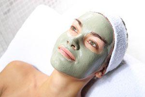 Ilustración de Mascarillas caseras y naturales para tratar el acné