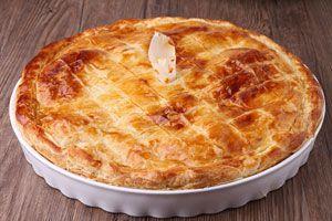 Guía para hacer masa de hojaldre para tartas y pasteles. Pasos para elaborar pastel con masa de hojaldre