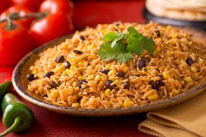 Cómo preparar Rice And Beans con Coco