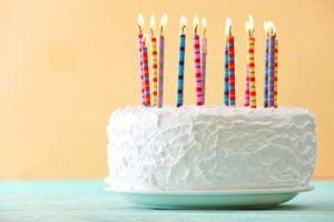 Ilustración de Cómo Organizar un Cumpleaños según la Edad