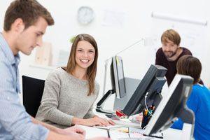 Ilustración de Cómo convivir en la Oficina o el Trabajo