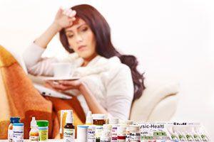 Cómo comprar un remedio para la gripe