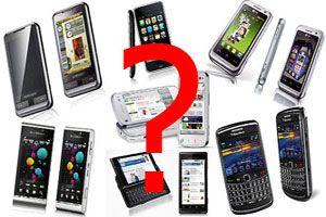 Ilustración de Cómo escoger un buen teléfono celular