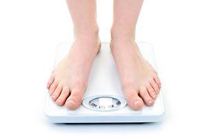 Cómo mantener el peso corporal