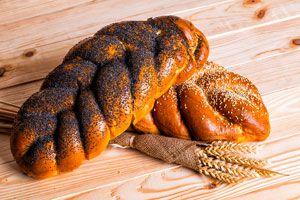 Cómo hacer Pan de Trenzas Dulce