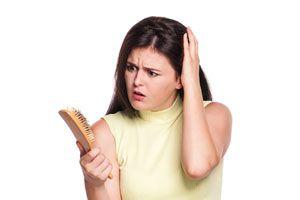 Cómo evitar la Caída del Cabello por Estrés