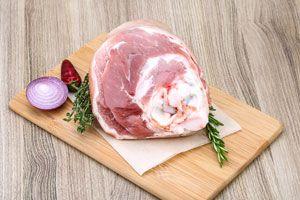 Ilustración de Cómo preparar Cerdo Horneado