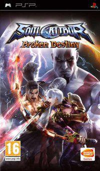 Trucos para Soul Calibur: Broken Destiny - Trucos PSP