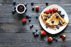 Cómo hacer quesadillas dulces o pasteleras