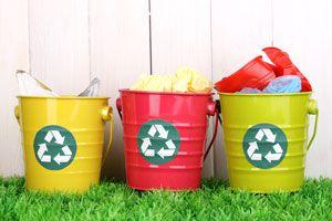 Cómo decorar reciclando objetos. Decoración con objetos reciclados.
