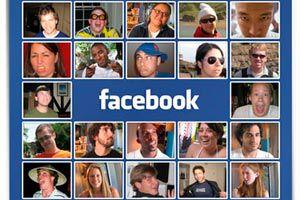 Ilustración de Como saber si me aceptaron como amigo en Facebook