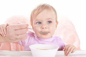 Cómo preparar papillas para bebés