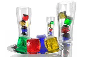 Cómo hacer hielos divertidos y elegantes para fiestas