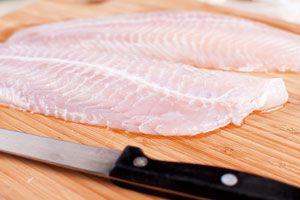 Ilustración de Cómo filetear pescados redondos