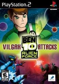 Ilustración de Trucos para Ben 10 Alien Force: Vilgax Attacks - Trucos PS2