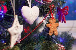 Un árbol de Navidad para Comer