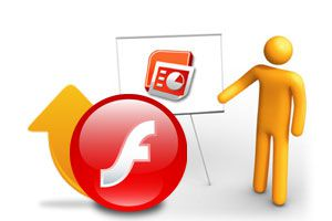Ilustración de Como pasar una presentación de Powerpoint a Flash