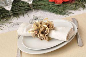 Ideas para preparar la mesa en la cena de a o nuevo for Mesa de fin de ano