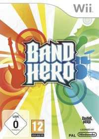 Trucos para el juego Band Hero, de la consola Nintendo Wii. Consigue nuevos personajes para Band Hero