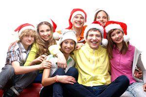 Ilustración de Cómo festejar Navidad y Año Nuevo con los que están lejos