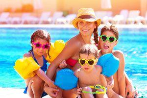 Qué hacer con los niños en vacaciones. Cómo organizar las vacaciones con los niños. Ideas para hacer actividades con los niños en vacaciones.