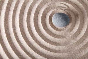 Una web para crear tu jardín zen virtual. Cómo crear un jardín zen online. Crea tu propio jardín zen virtual