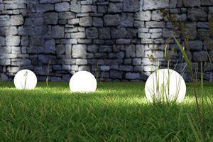 Cómo Iluminar el Jardín