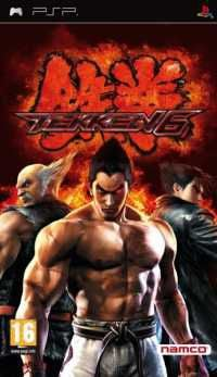 Trucos para Tekken 6 - Trucos PSP