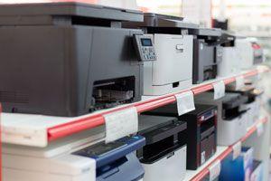 Ilustración de Cómo Elegir la Impresora más Conveniente