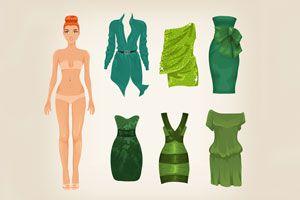 Cómo Vestirse para Disimular o Resaltar áreas del Cuerpo