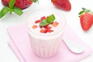 yogurt casero receta facil