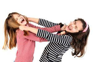 Peleas entre Niños. Cómo intervenir