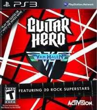 Cheats game - Trucos para Guitar Hero: Van Halen para la consola Play Station 3 PS3