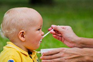 Alimentación de los Niños cuando comienzan a Caminar