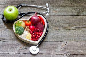 Ilustración de Cómo controlar el Colesterol con una Buena Alimentación