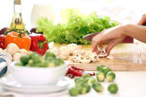 Cómo cocinar con menos grasas