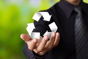 Ilustración de Cómo incorporar la ley de 3R (reciclar, reutilizar y reducir) en la vida diaria