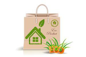 Ilustración de Cómo colaborar con el medio ambiente desde nuestras compras