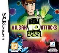 Trucos para Ben 10 Alien Force: Vilgax Attacks - Trucos DS