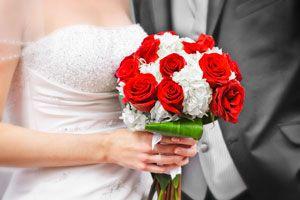 Cómo elegir las flores del ramo de novia