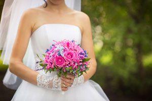 Cómo elegir el ramo de novia ideal
