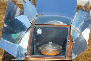 Cómo hacer un Horno Solar