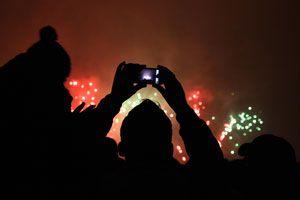 Cómo sacar fotos de noche