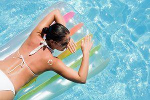 Ilustración de Cómo preparar la piel para el verano