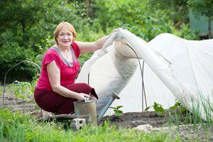 Cómo hacer un invernadero casero