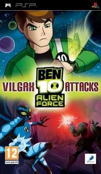 Trucos para Ben 10 Alien Force: Vilgax Attacks - Trucos PSP